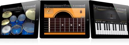 GarageBand для iPad