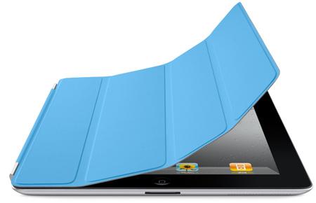 Чохол Apple Smart Cover для iPad 2 (gray) поліуритановий.