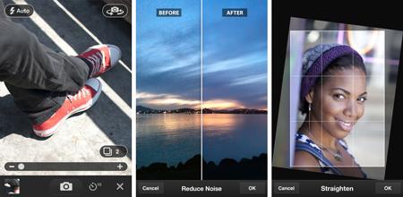 �������� Photoshop Express ��� iPhone