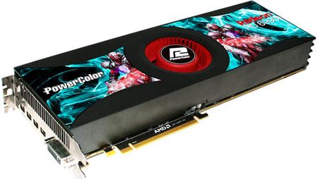 AMD Radeon HD 6990, ������� PowerColor