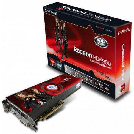 AMD Radeon HD 6990, ������� Sapphire