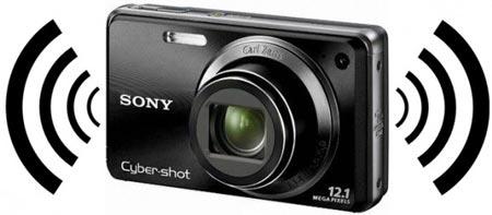 Sony готовит к выпуску камеру CyberShot с поддержкой 3G