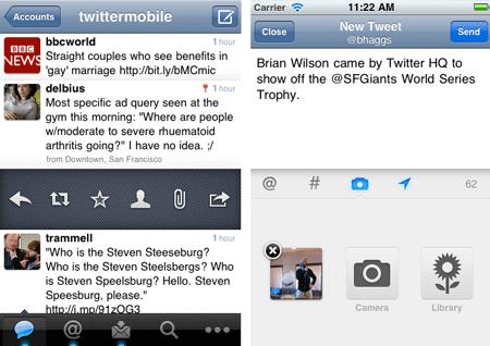 Twitter ��� iPhone