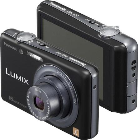 фотоаппарат Panasonic LUMIX DMC-FH7