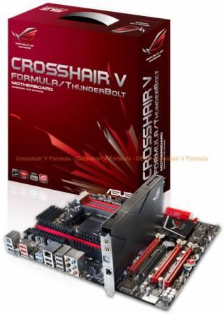 Системная плата ASUS ROG Crosshair V Formula