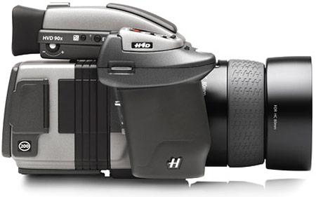 Камера Hasselblad H4D-200MS способна делать снимки разрешением 200 Мп