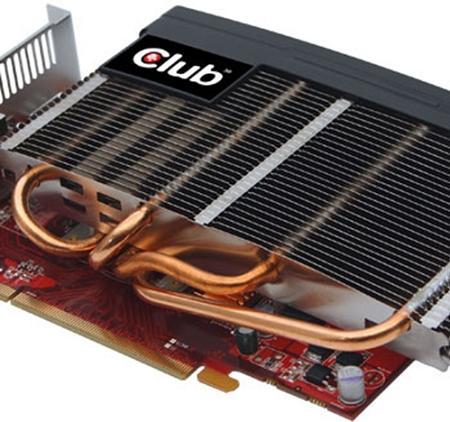 Club 3D Radeon HD 6750