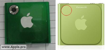 iPod nano 7G ����� ����� �������� ������