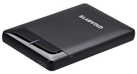 Внешние накопители Gigabyte Pure Classic 3.0 оснащены интерфейсом USB 3.0