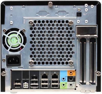 Базовый набор для сборки ПК Shuttle XPC Barebone SX58H7 Pro