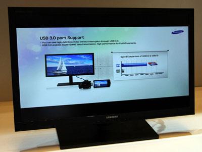Мониторы Samsung SA850 получат панель PLS