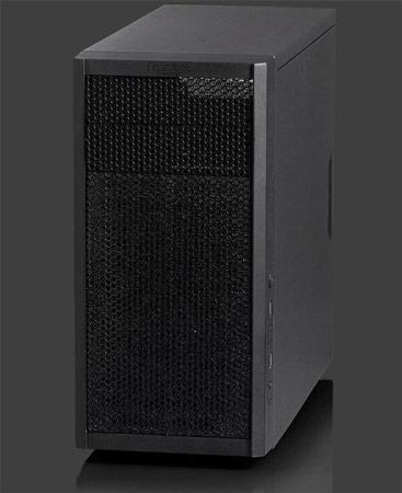 корпус Fractal Design Core 1000 рассчитан на системные платы типоразмеров microATX и Mini-ITX