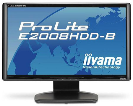 монитор iiyama ProLite E2008HDD