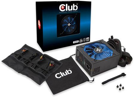 Ассортимент Club 3D пополнил блок питания CSP-X1200CS мощностью 1200 Вт