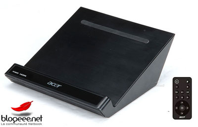 Стыковочная станция и пульт ДУ для Iconia Tab A500