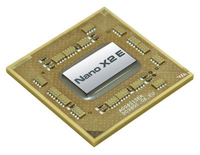 Процессоры Nano X2 E - для встраиваемых систем