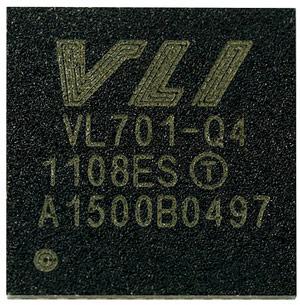 VIA Labs начала поставки контроллера USB 3.0 VL701 для накопителей с питанием от шины USB