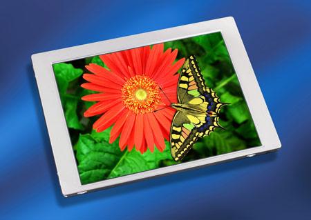 Toshiba показала на выставке SID 2011 дисплей для смартфонов разрешением 367 точек на дюйм
