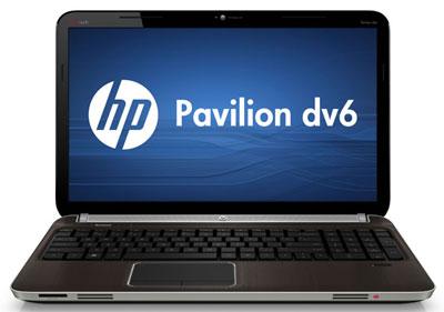� HP Pavilion dv6-6110SG ������������ ��������� ��������� AMD A6-3410MX