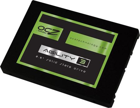 твердотельный накопитель OCZ Technology Agility 3