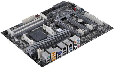 ECS A990FXM-A �������� ������������ ������� AM3+