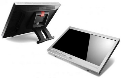 EIZO FlexScan T2351W поддерживает технологию «мультитач»