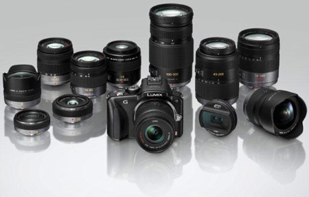 Камера Panasonic DMC-G3