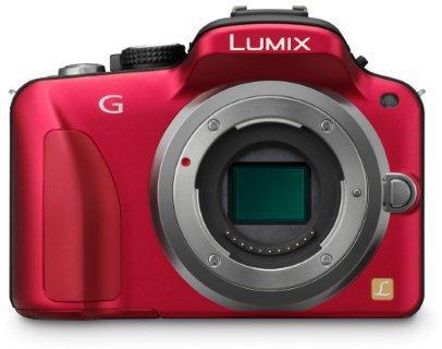 Фотоаппарат Panasonic DMC-G3