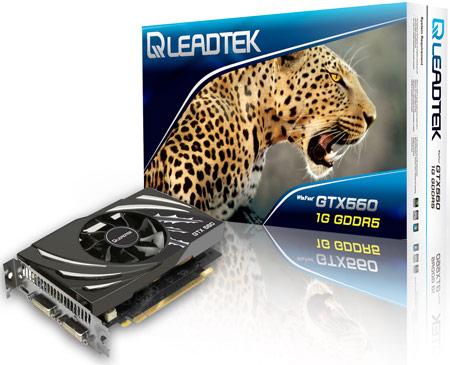 WinFast GTX 560 STD