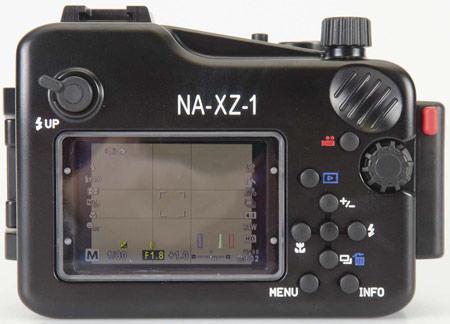 подводный бокс Nauticam NA-XZ1 для камеры Olympus XZ-1
