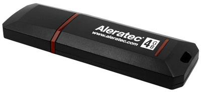 Aleratec PortaStor шифрует данные по алгоритму AES с длиной ключа 256 бит