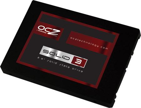 твердотельный накопитель OCZ Technology Solid 3