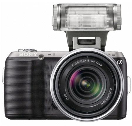 камера Sony NEX C3
