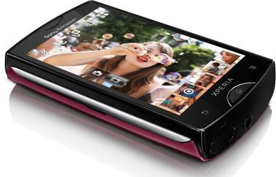 смартфон Sony Ericsson Xperia mini
