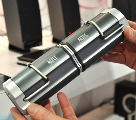 Акустическая система Altec Lansing  Orbit USB Stereo
