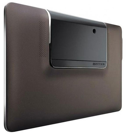 Фото дня: ASUS анонсировала Padfone — гибрид смартфона и планшета