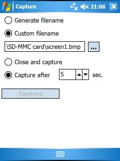 PDAcraft Capture