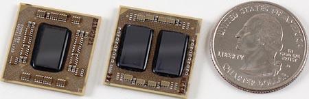 VIA Nano QuadCore L4700 будет состоять из двух двухъядерных кристаллов, объединенных в одном корпусе