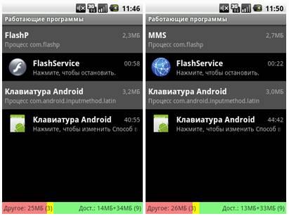 Угрозы на Android