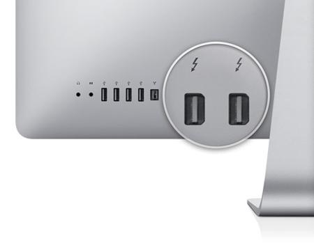 iMac с Thunderbolt