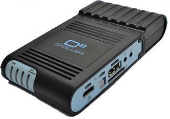 Мини-ПК Globalscale D2 Plug