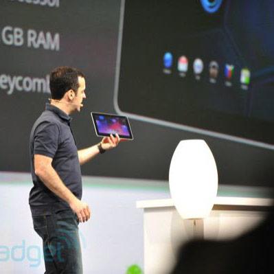 Google раздала на конференции для разработчиков 5000 планшетов Samsung Galaxy Tab 10.1