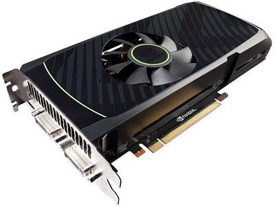 NVIDIA GeForce GTX 560 должна выйти в свет 17 мая