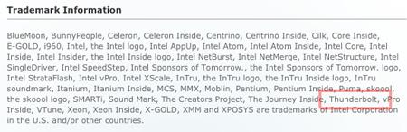 �� ����� Intel �������, ��� Thunderbolt � �������� ����� Intel