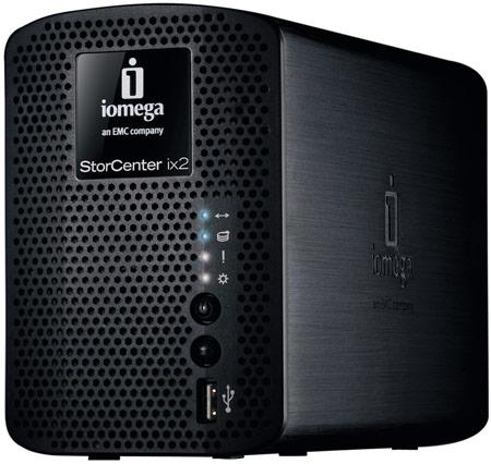 Iomega StorCenter ix2-200, Cloud Edition уже можно найти в продаже на территории России