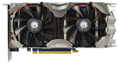 KFA<sup>2</sup> GeForce GTX 560 EX OC 1GB 256bit