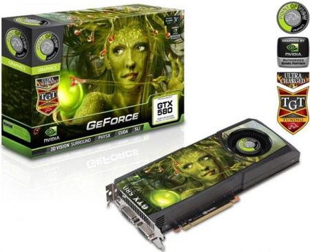 Point of View � TGT �������� 3D-����� GeForce GTX 580 3 �� ������
