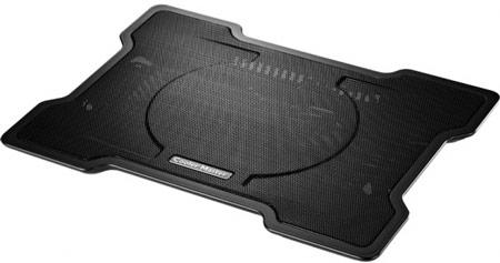 Охлаждающая подставка для ноутбука Cooler Master NotePal X-Slim весит 700 г