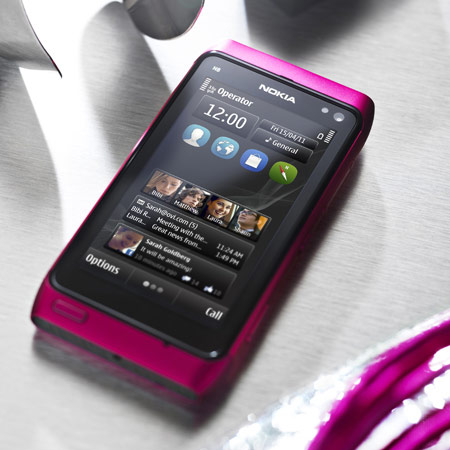 ����������� ������� �������� Nokia N8 � �� Symbian Anna