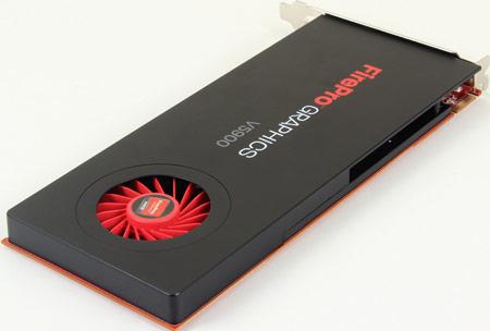 ���������������� ����������� ����� AMD FirePro V5900 � AMD FirePro V7900